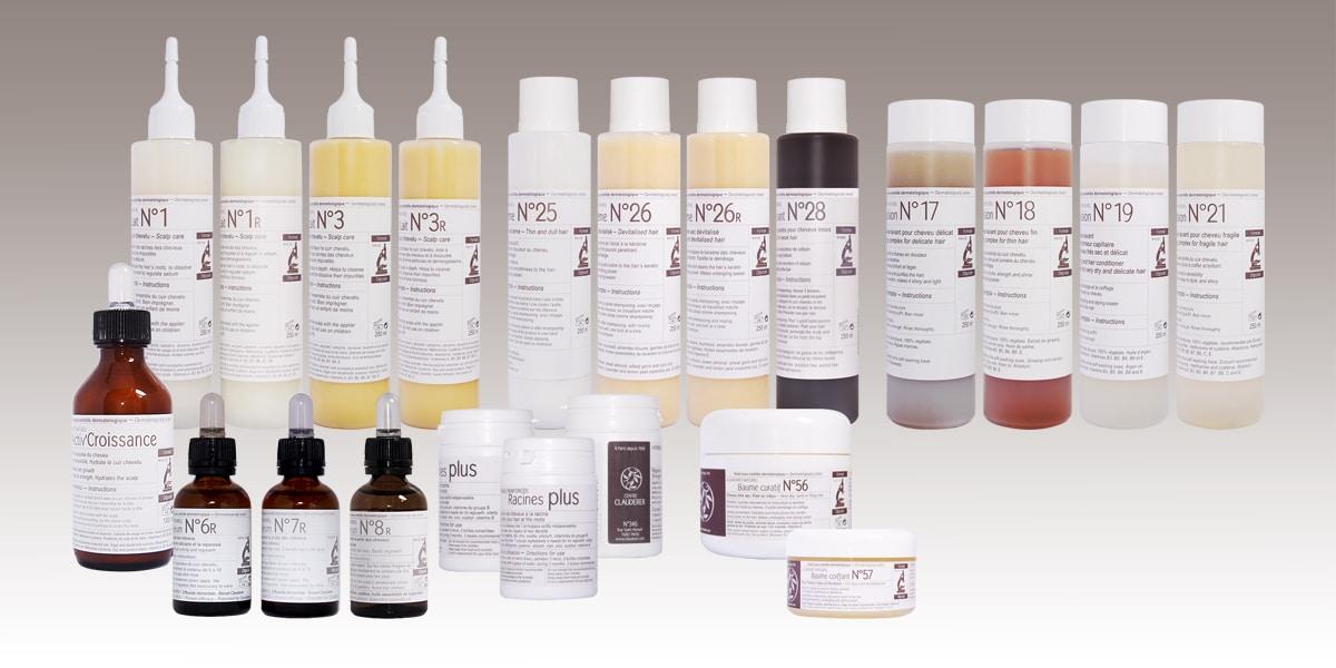 clauderer des produits anti chute de cheveux naturels. Black Bedroom Furniture Sets. Home Design Ideas