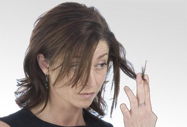 Problèmes de cheveux à la ménopause