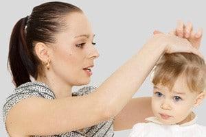 Traction-cheveux-enfant