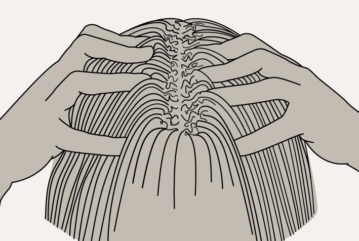 Les massages du cuir chevelu pour stimuler la pousse des cheveux 1